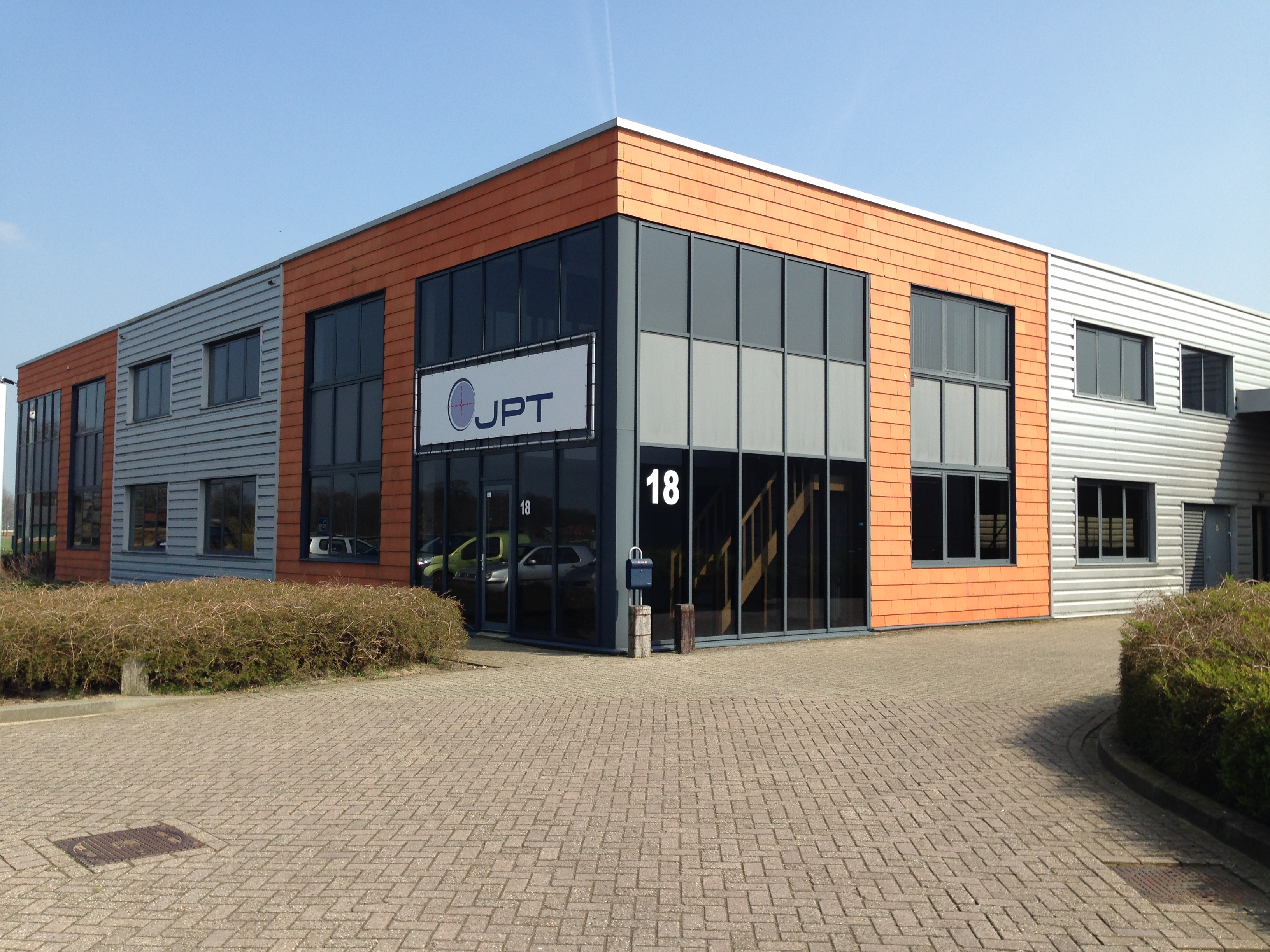 JPT Borculo Netherlands Office